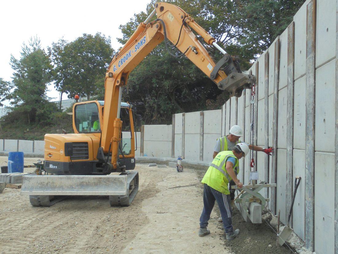 Aldi, Weymouth - MIldren Construction